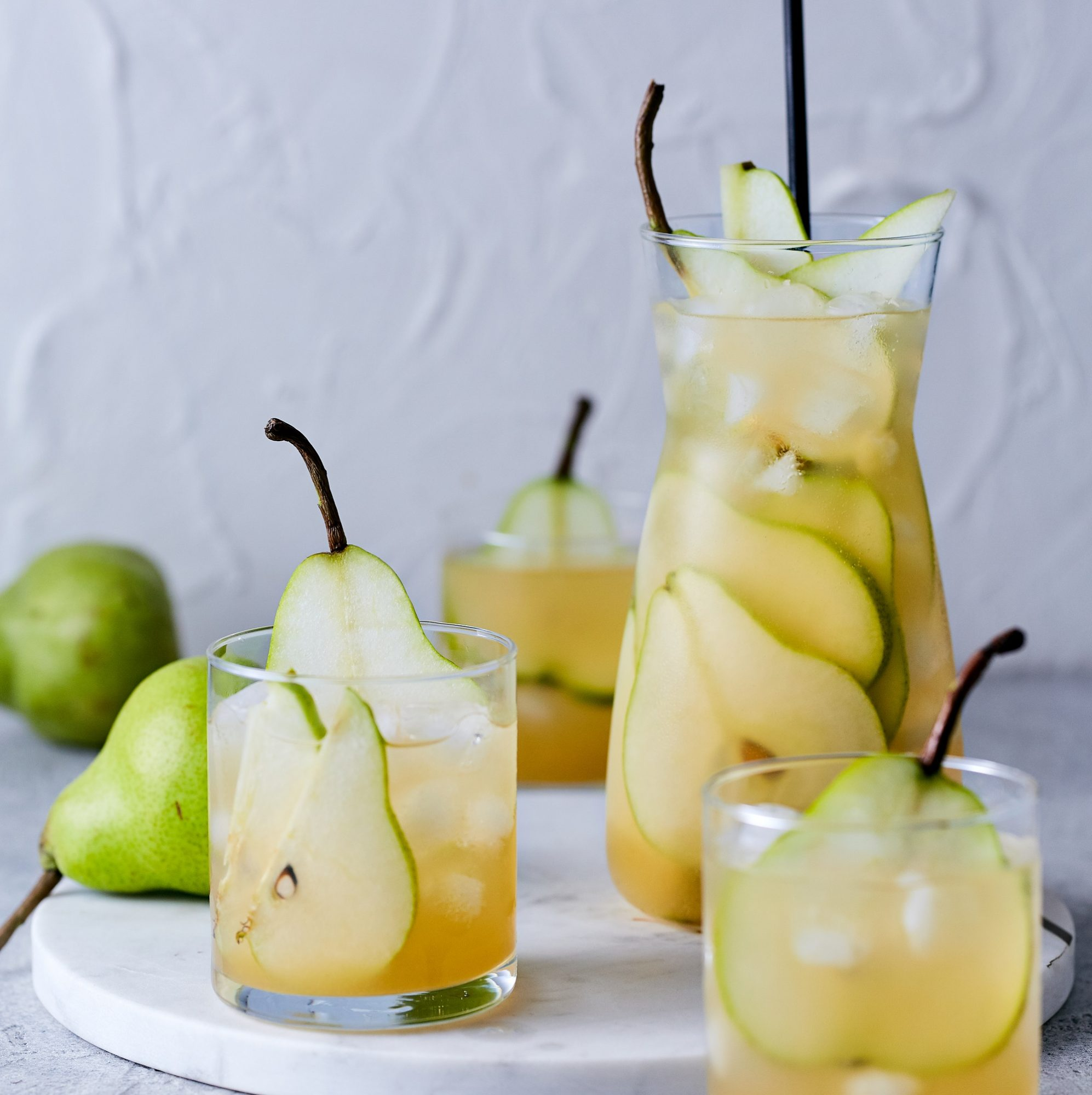 Pears Mocktail