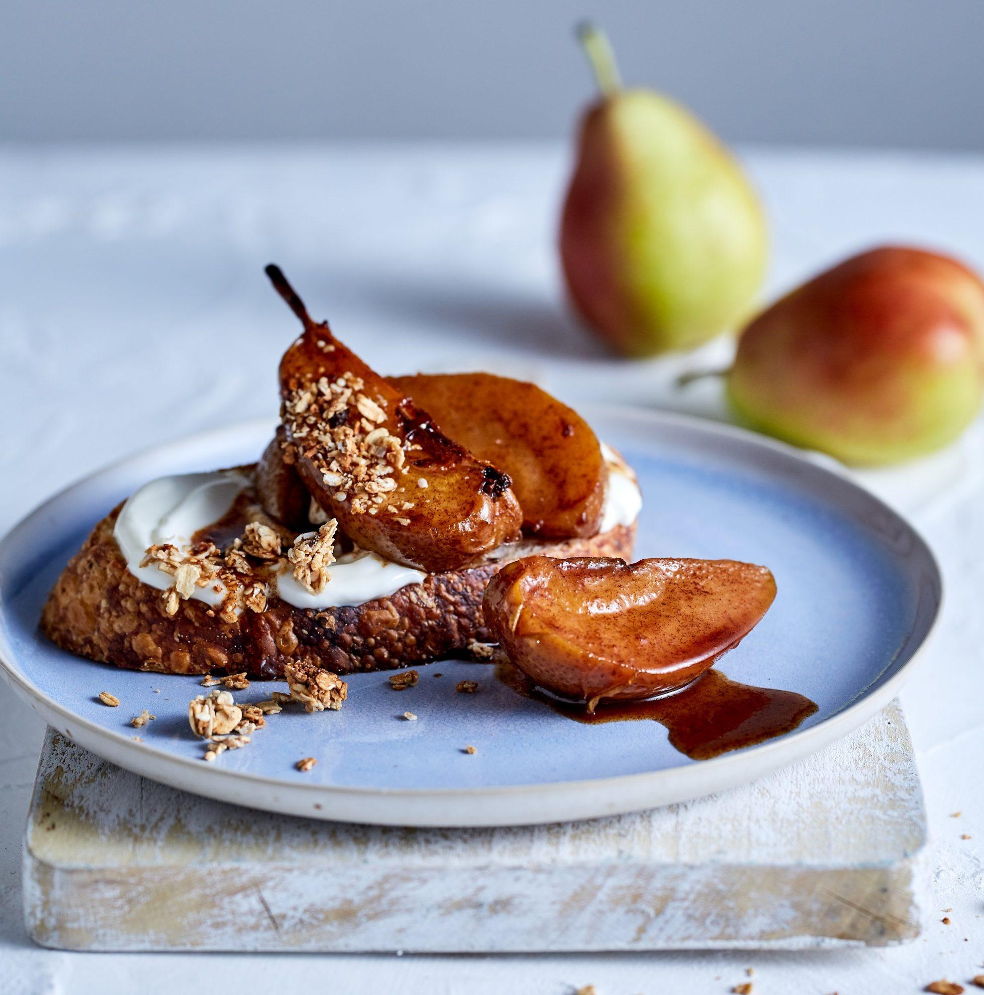 Pears oats